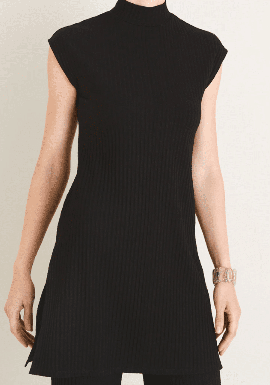 ribbed tunic from chicos