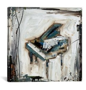 Piano Canvas Art