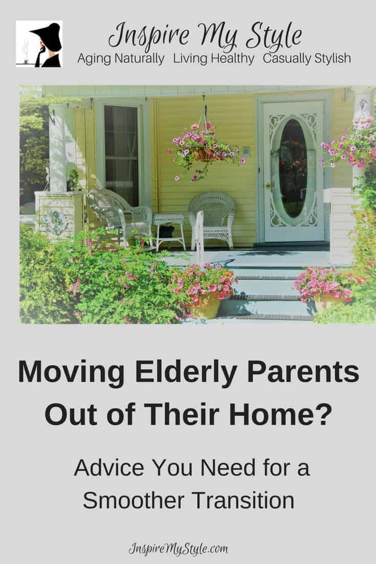 Moving Elderly Parents Out of Their Home