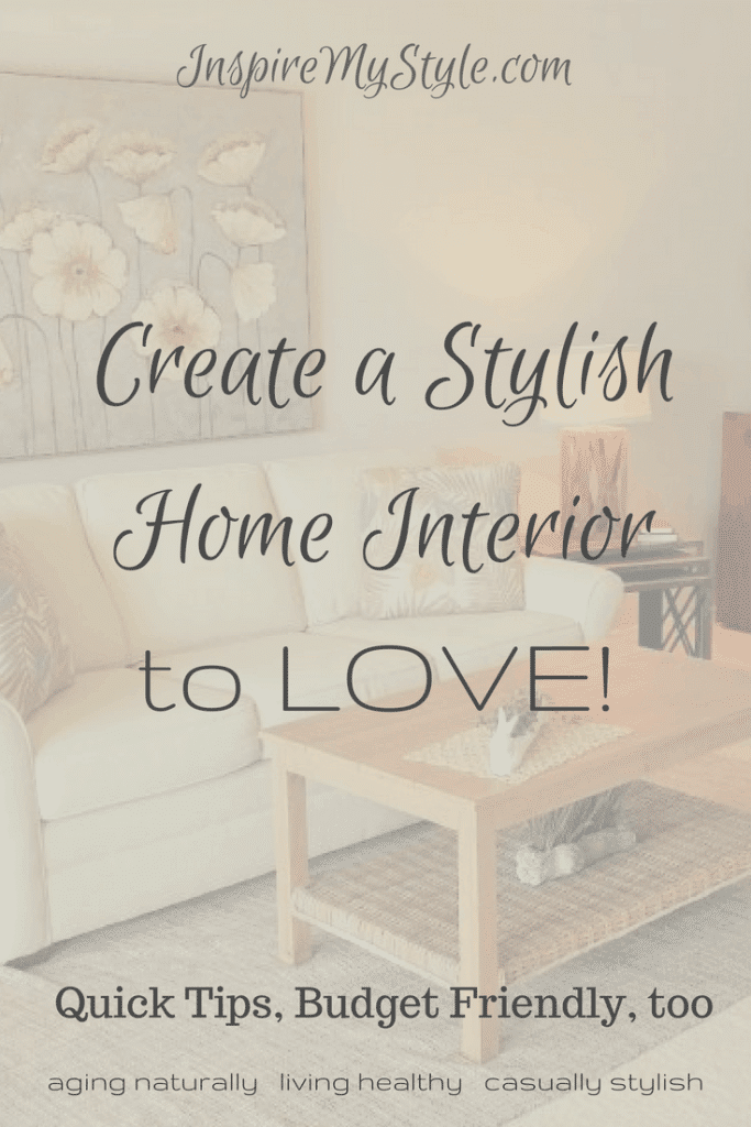 "Quick budget friendly tips to create a stylish home interior you""ll love"