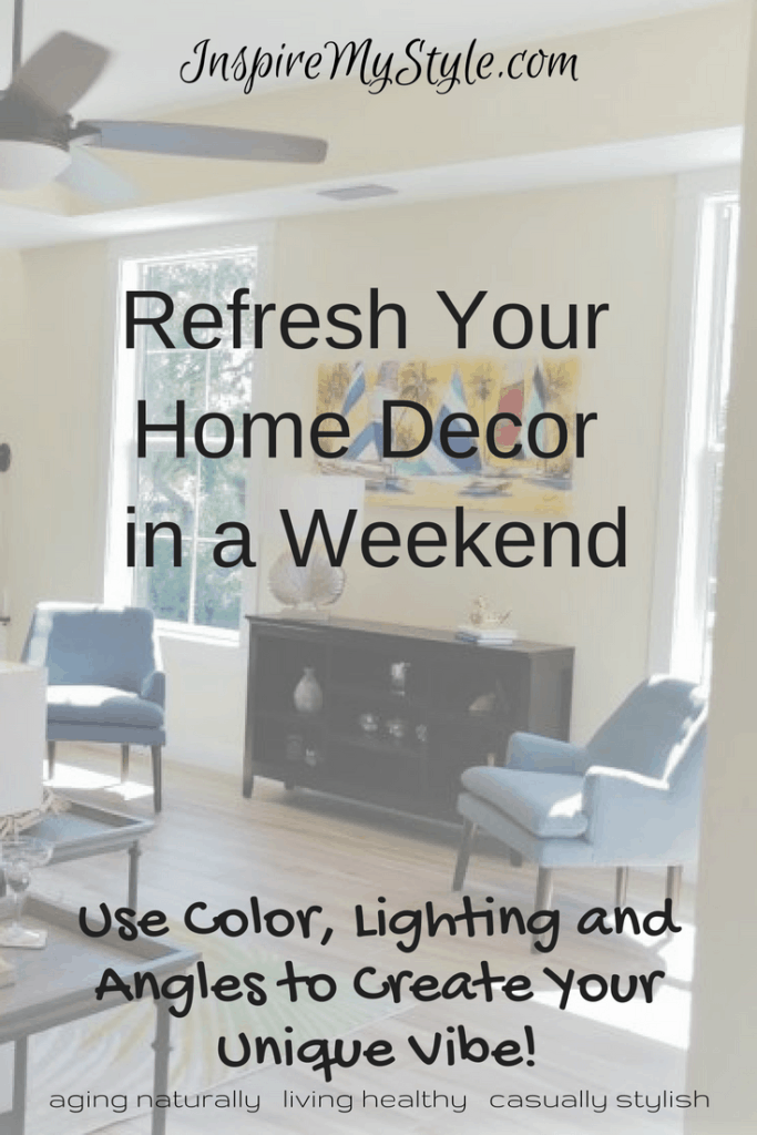 Refresh your home decor in a weekend!