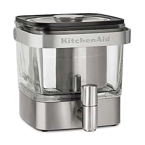 KitchenAid cold brew coffeemaker