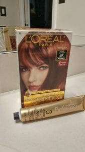 My favorite over the counter hair color