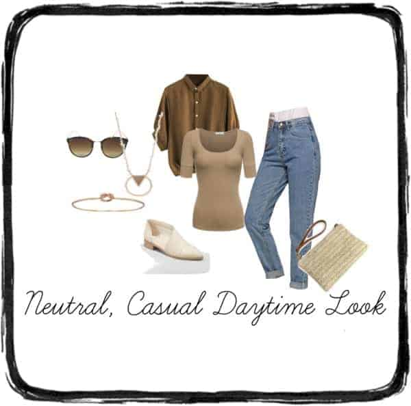 Casual Fashion Look for Women Over 50 and 60