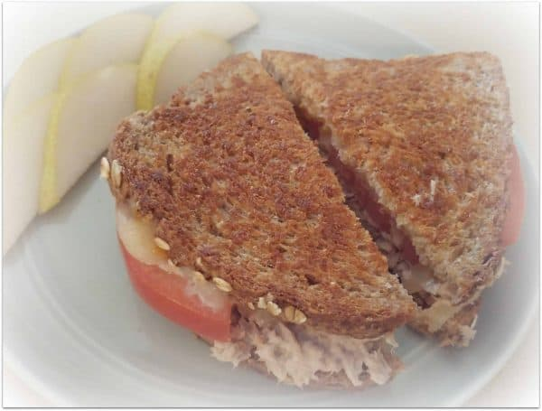 Easy Tuna Melt Recipe