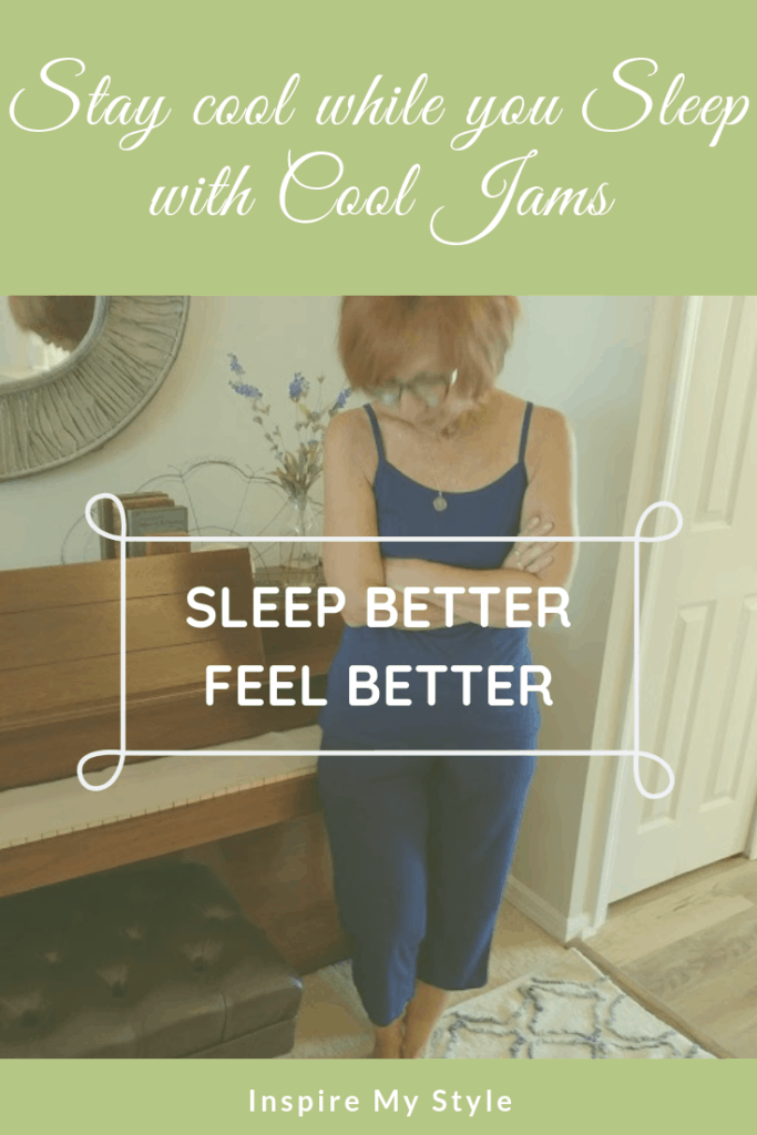 Stay cool while you sleep with Cool Jams