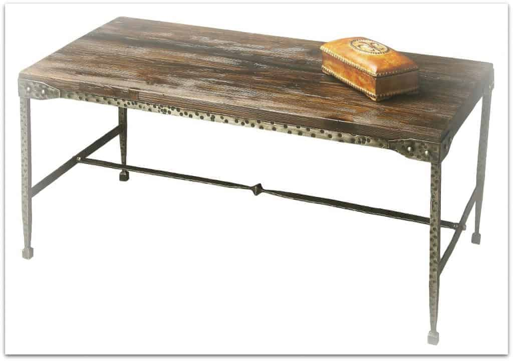 butler specialty coffee table
