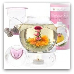Best Flowering Tea Set