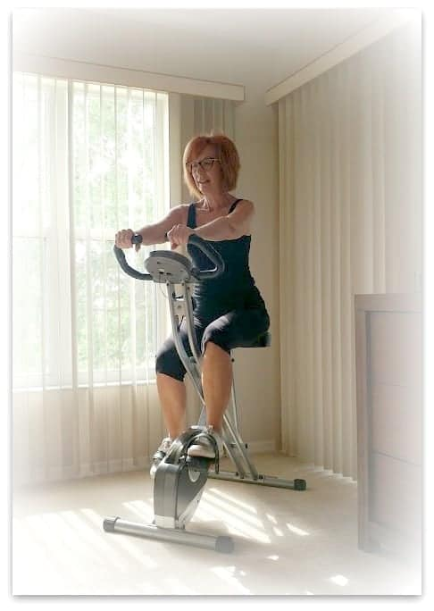 Exercise for a 60 year old female - fitness after 60 is possible!
