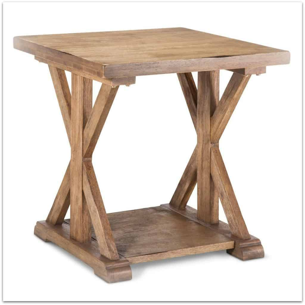 harvester end table
