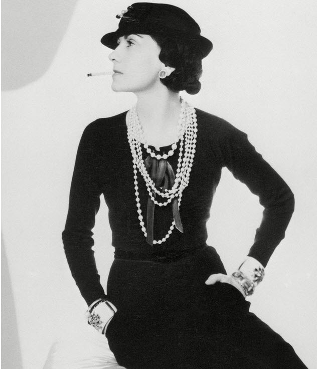 little black dress vogue 1926
