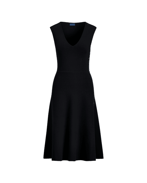ralphl auren black dress