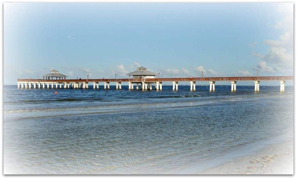 Sunday morning walk on Fort Myers Beach