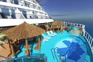 cruise ship amenities