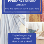 Prime Wardrobe for Women from Amazon