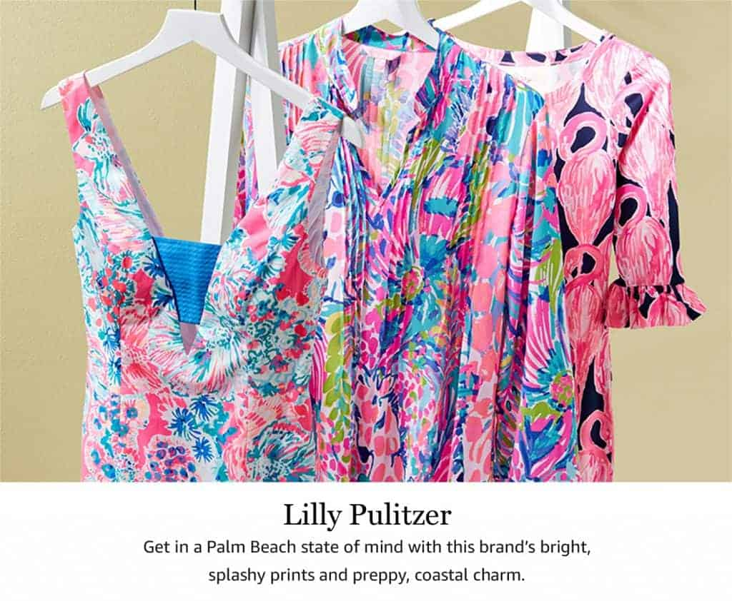 Prime wardrobe Lilly Pulitzer