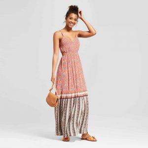 womens maxi dresses at Targe