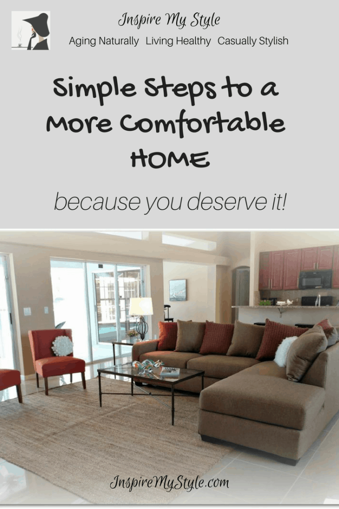 Simple steps to a more comfortable home