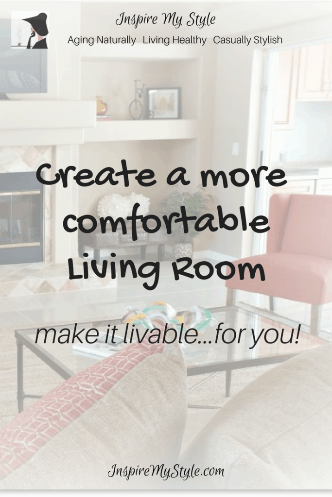 Create a more comfortable living room