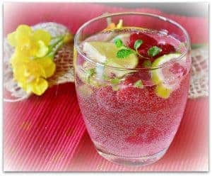 drink plenty of water to stay healthy and youthful looking