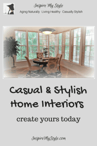 Casual and Stylish Home Interiors