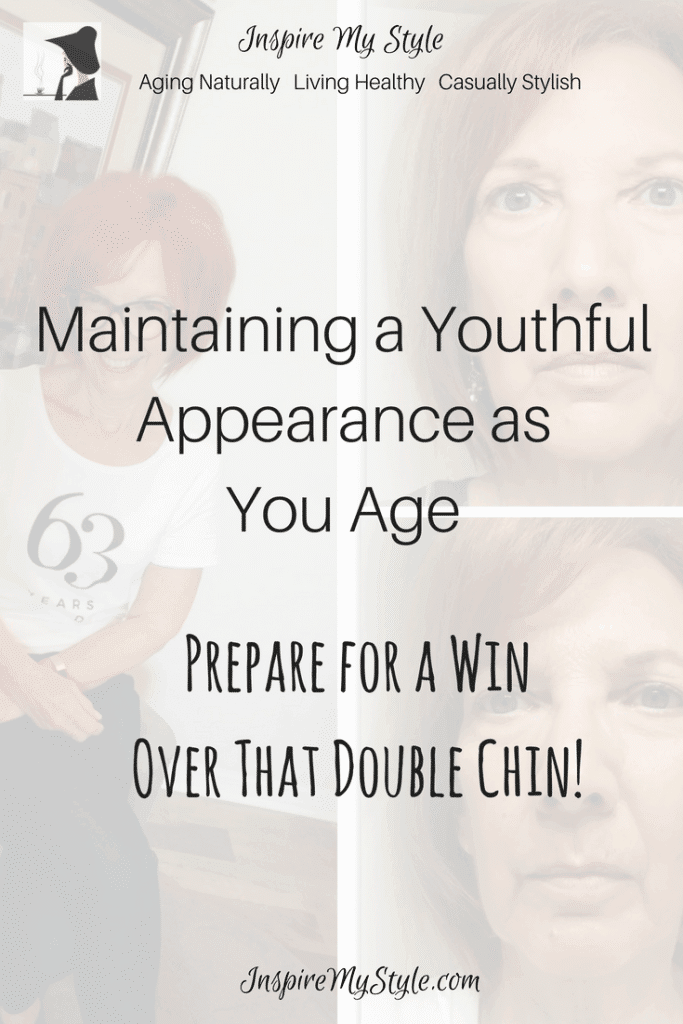 maintaining a youthful appearance as you age