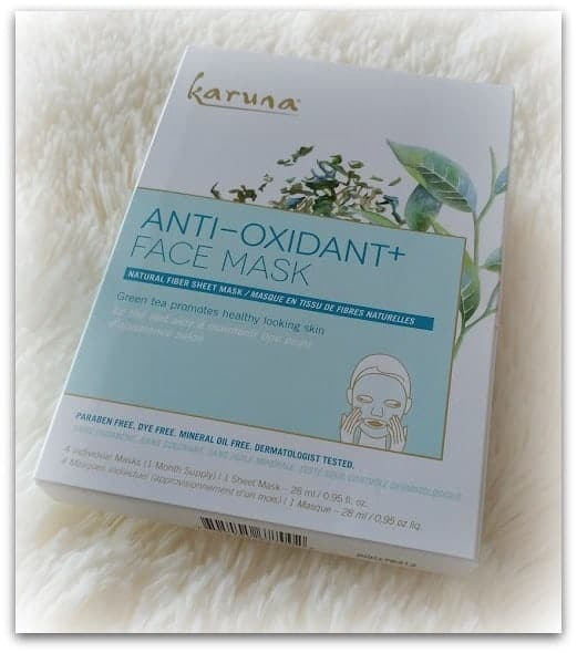 Summer Causebox Anti Oxident Mask