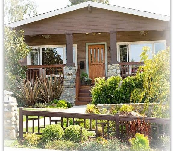 create a welcoming home exterior