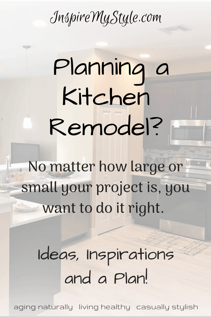 Planning a Kitchen Remodel? Do it right!