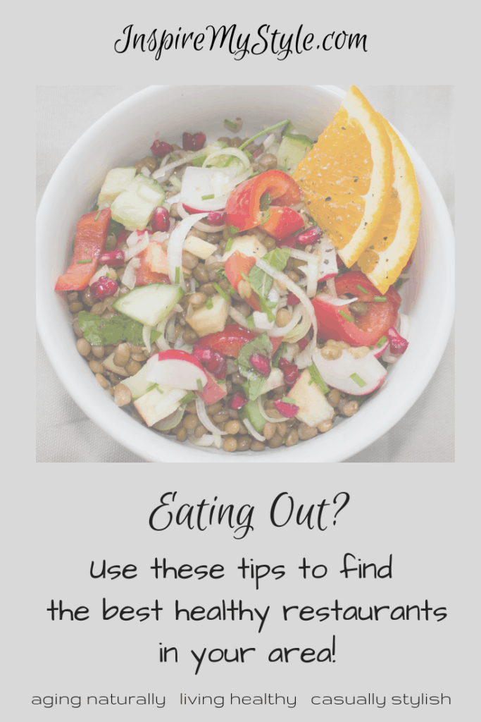 Eating out? Find the best healthy restaurants using these tips!