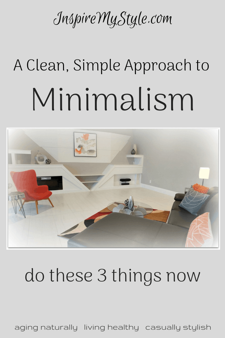 A clean, simple approach to minimalism in your home