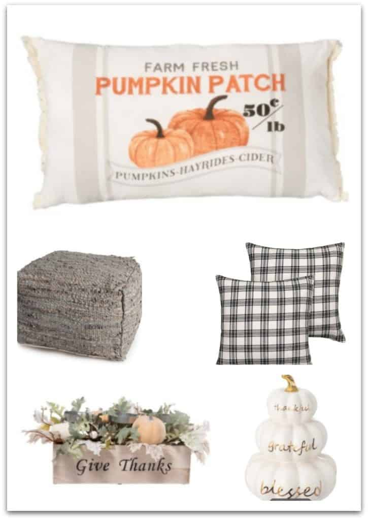 Fall decorating ideas from Sierra Trading Post
