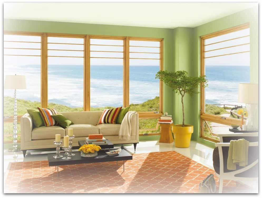 awning window from Marvin Windows