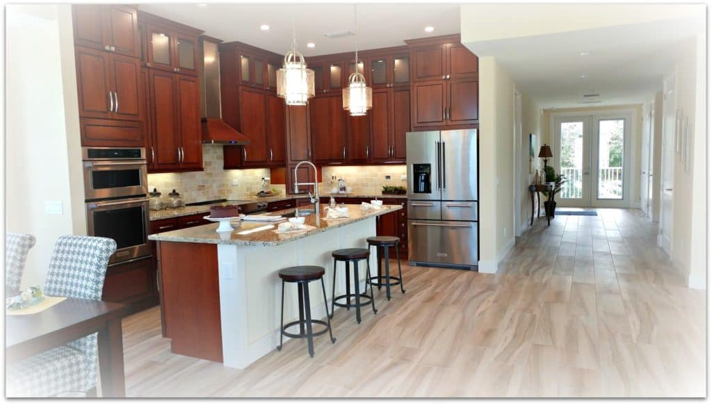 Kitchen Flooring Selections