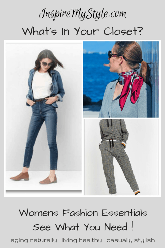 Womens Fashion Essentials that should be in your closet!