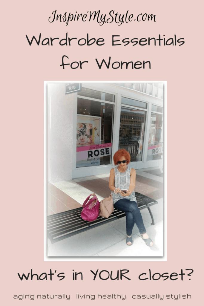 wardrobe essentials for women