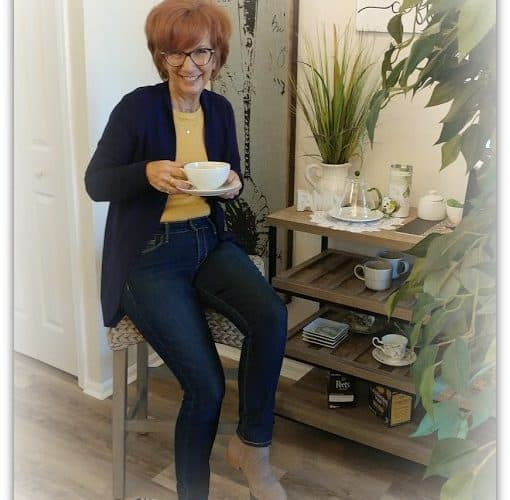 Coffee with Candi - Inspire My Style