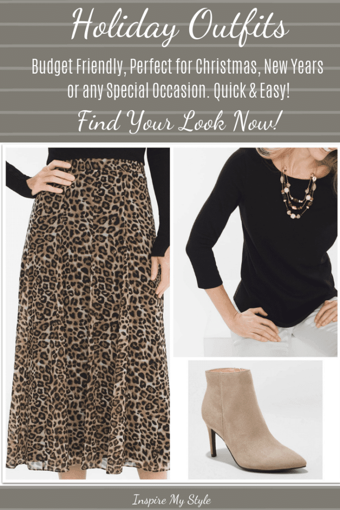 Budget Friendly Holiday Party Outfits for Women! Classic, casual, simple and fun, with looks from Target to Nordstrom, Chicos to Prime Wardrobe. Find your special outfit now! #holidayoutfits #womensfashion #fashionover50 #Christmas2018 #eveninglooks #popularstyles #chicos #nordstrom #target #partyoutfit