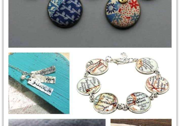 Personalized Jewelry for Women from Etsy