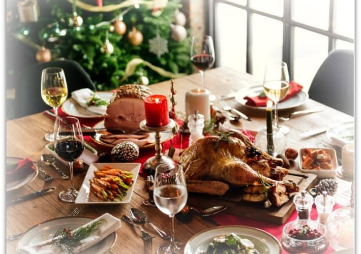 best tips for enjoying holiday meals without gaining weight