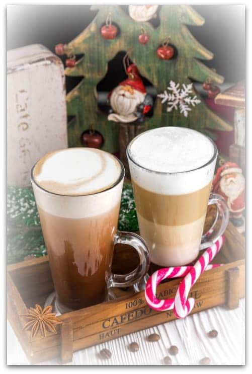 Christmas coffee time - Inspire My Style