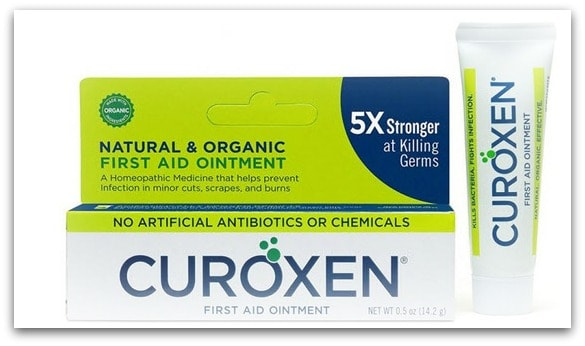 curoxen natural and organic first aid ointment