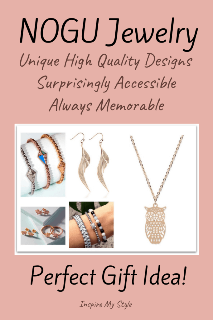 NOGU Jewelry Designs are unique, high quality yet accessible pieces that you will love! Perfect for gift giving at any time of the year including Christmas, holidays, birthdays, Mothers Day and more. Purchases from select lines include donations to worthy causes. You will love their story! Simple and beautiful! #nogujewelry #womensjewelry #giftsforwomen #accessories #bracelets #earrings #rings