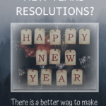 Why do we need to make New Years resolutions? There is a better way to make positive changes in our lives, and you can start today! #newyearsresolutions #positivelifestyle #healthyliving #goalsetting #inspiremystyletoday