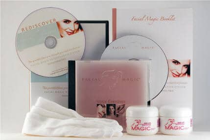 Facial Magic Starter Kit for a natural face lift