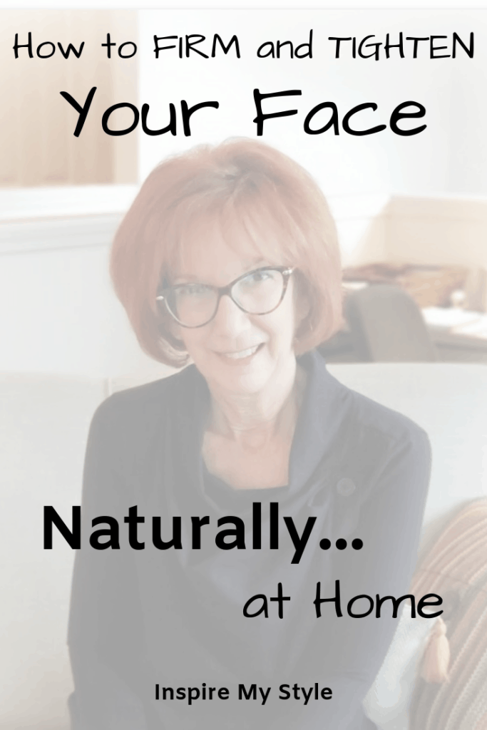 How to firm and tighten your face, naturally, at home! No, you are not too young to think about a natural face lift. This program is budget friendly and non invasive. And it really works!
