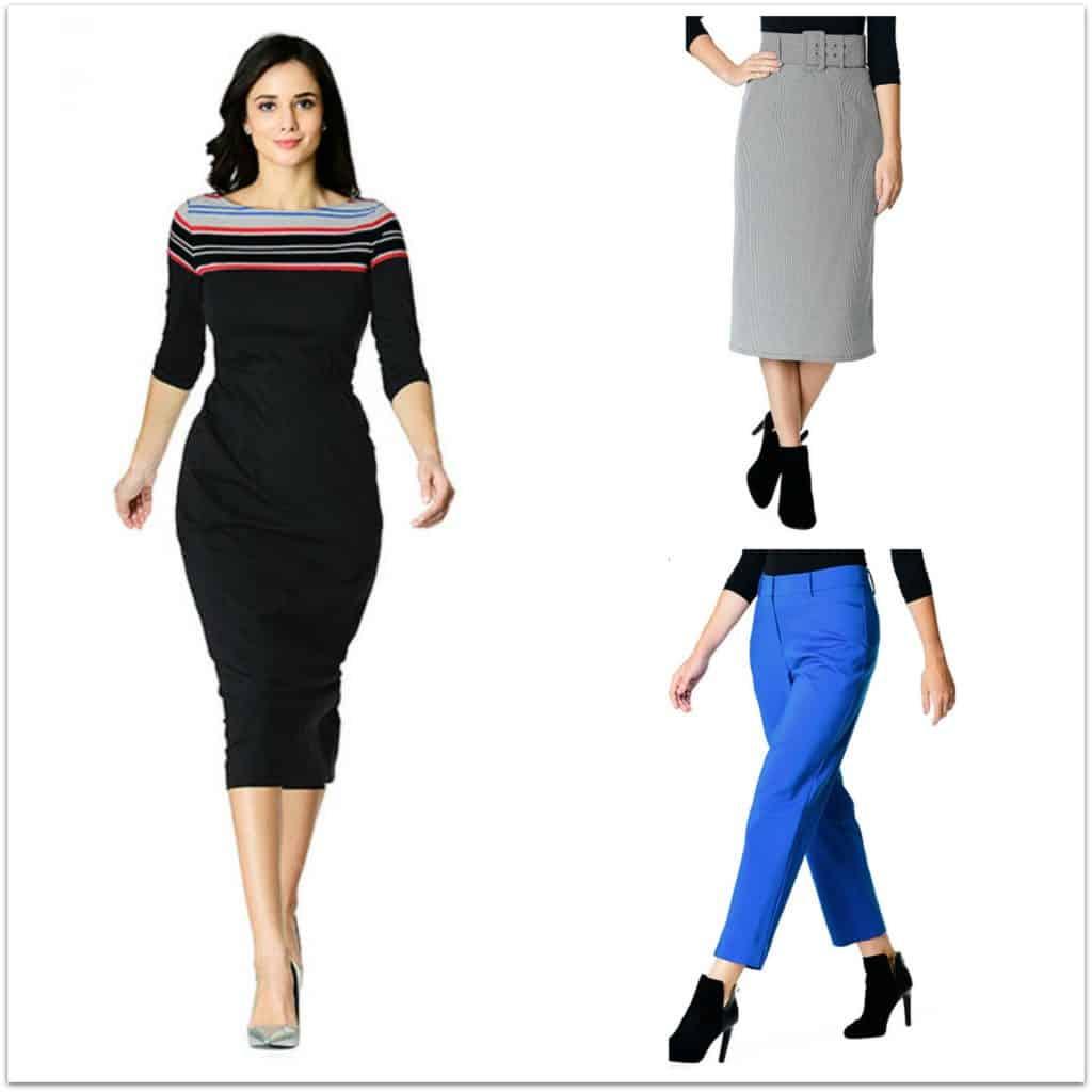 custom made women's clothing from eShakti