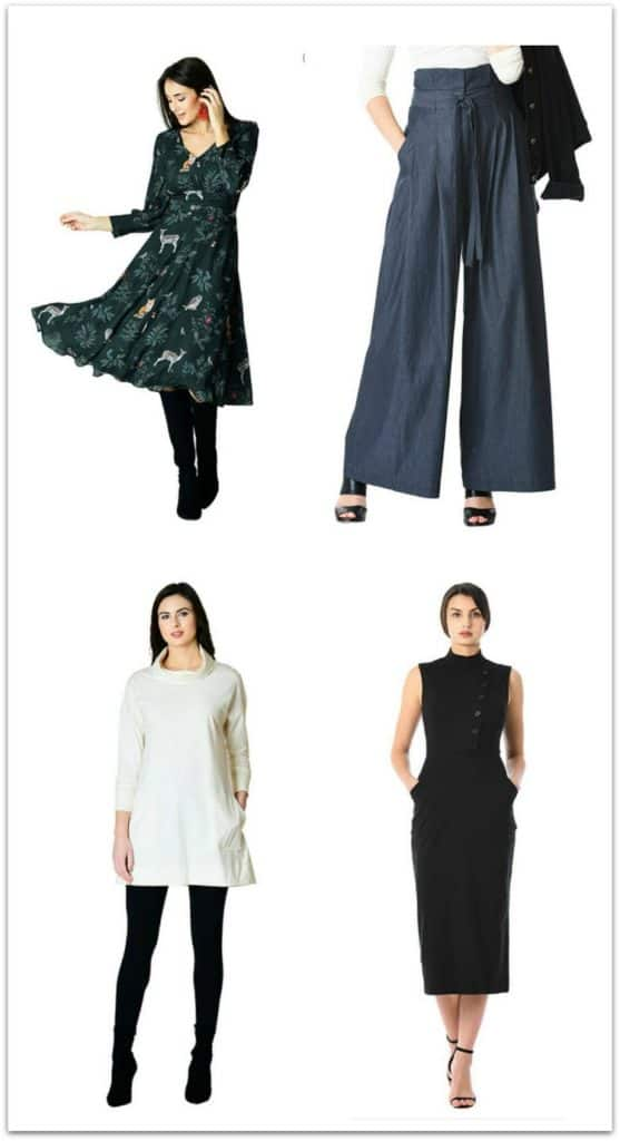 eshakti casual dresses and separates for women