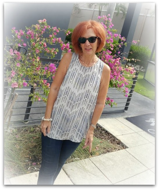 Fashion over 50 - how to dress with confidence; fashion for the older woman
