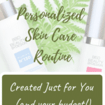best personalized skin care from Beauty by Design